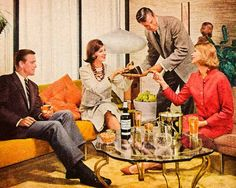 Cocktail Party, 1961