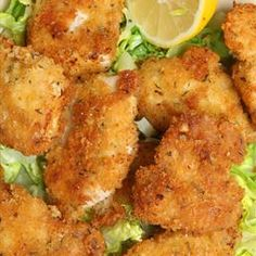 Baked Garlic Parmesan Chicken on BigOven: Serve with a salad and pasta or rice for a quick, scrumptious dinner.