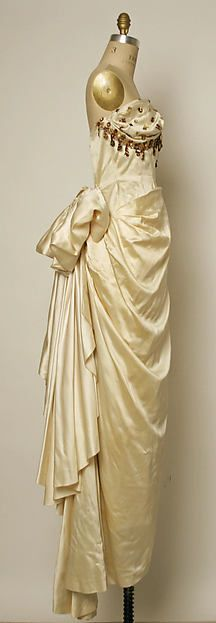 Evening dress 1948 | Jacques Fath | French | The Metropolitan Museum of Art