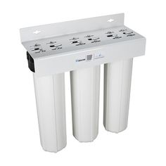 Perfect Water Technologies HMF3SdgFeC Home Master Three Stage Whole House Water Filtration System