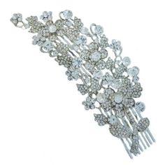 Ever Faith Wedding Plum Blossom Leaf Clear Rhinestone Crystal Hair Comb Ever Faith, http://www.amazon.com/dp/B00AFCJ64O/ref=cm_sw_r_pi_dp_mJhbrb1JY5C91