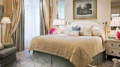Habitación Deluxe | Hoteles de París | Four Seasons Hotel George V Paris