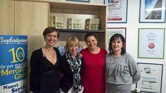 19/4/2016. Erminia Romagnoli è stata confermata alla Presidenza del Gruppo Donne Impresa di Confartigianato