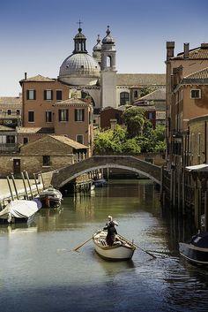 Venice, Italy, 2017 | Rio del Ognissanti | Olivier Schram | Flickr