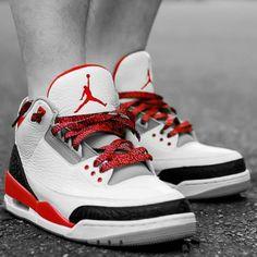 http://SneakersCartel.com Fire Reds with a lace swap #sneakers #shoes #kicks #jordan #lebron #nba #nike #adidas #reebok #airjordan #sneakerhead #fashion #sneakerscartel http://www.sneakerscartel.com/fire-reds-with-a-lace-swap/