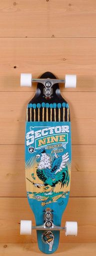 """The Sector 9 36"""" Striker is designed for sidewalk surfing and cruising."""