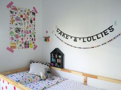Decorating Kid's spaces - by Barbara O'Reilly