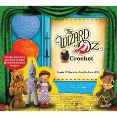 The Wizard of Oz Crochet: Kristen Rask: 9781607109372: Books - Amazon.ca