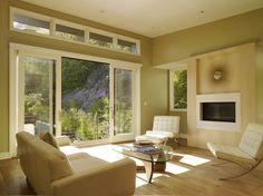 Cole Valley Hillside - modern - living room - san francisco - John Maniscalco Architecture