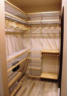 Bedroom False Ceiling Design, Bedroom Closet Design, Master Bedroom Closet, Closet Designs, Home Bedroom, Closet Organisation, Wardrobe Room, Closet Layout, Closet Remodel