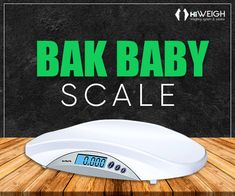 #BAKBabyScale is a healthy weigh basket, that comes with ABS housing, LCD display with backlight & weight saving function. Get this @ www.hiweigh.com/product-details/bak-baby-scale