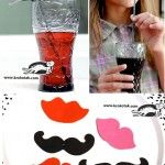 To+wear+moustaches+at+a+party:)