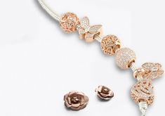 Rose Gold - Charms - Women