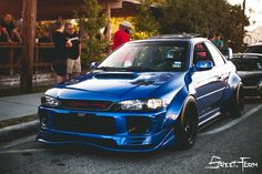 #Subaru STI #Stance #Modified
