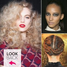 100 Inspiring Hair and Makeup Looks From the Fashion Month Runways