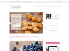 Tasteful theme - best Genesis child theme for bloggers