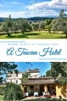 Check out this beautiful hotel near Florence. It has a beautiful pool, hearty breakfast, and a dream Tuscan landscape. Italy Travel Guide |Italy bucket list | Tuscany | Travel with Kids | Hotel in Tuscany | Hotel near Florence | Where to stay in Florence | #EuropeTravel #意大利 #familytravel #instagrammableplace #ItalyTravel #tuscany #wheretostayintuscany #wheretostayinflorence Italy Travel Tips, Europe Travel Guide, Travel Guides, Hotels In Tuscany, Tuscany Italy, Italy Destinations, Things To Do In Italy, Italy Landscape, Visit Italy