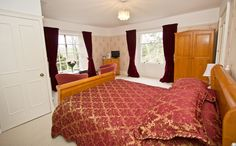 The Eucalyptus Bedroom - click to zoom