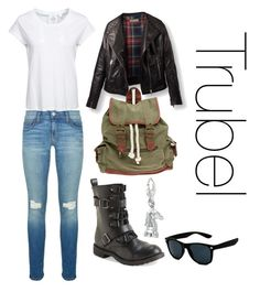 """grimm trubel"" by stephanieschell on Polyvore featuring Aéropostale, Rebecca Minkoff, Cheap Monday and Wet Seal"