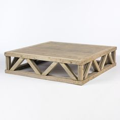 oversized coffee table | enter home | neat things | pinterest