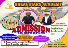 Flyer School Admissions, Home And Away, Flyer Design, Environment, Teacher, Classroom, Student, Learning, Children