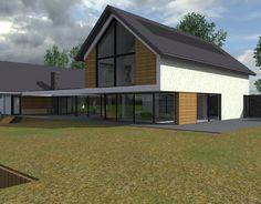 Villa K Nieuw ontwerp voor een Villa.