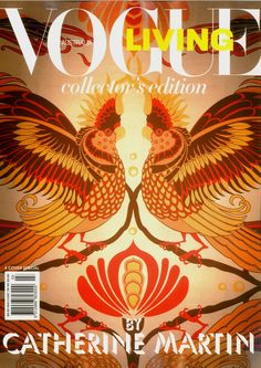 Catherine Martin Vogue cover series
