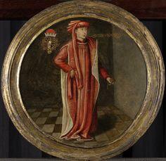 Portrait of Philip the Good, Duke of Burgundy |anoniem