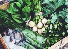 Shop for CSA items on an as-needed basis.