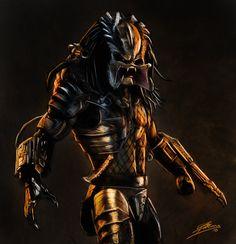 Predator creature