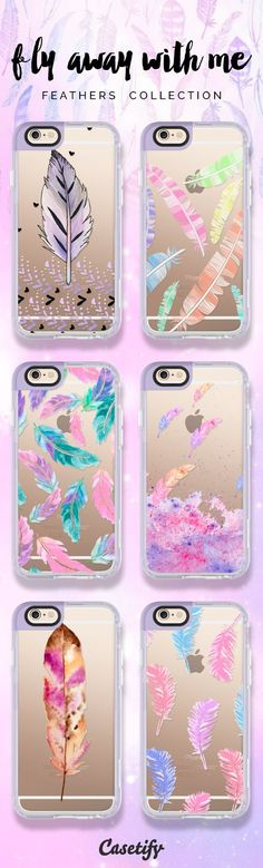 Fly away with me.. Tap this link to shop the featured #feather phone cases: https://www.casetify.com/artworks/2glh2JLZot   | @casetify