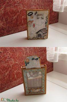 2 db jegyzetfüzet albummal (StoneHEArt) - Meska.hu Decorative Boxes, Diy, Home Decor, Decoration Home, Bricolage, Room Decor, Do It Yourself, Home Interior Design, Homemade