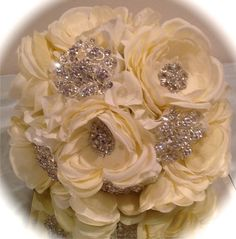 Like the broaches in nthe flowers