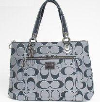 Coach Signature Lurex Glam Tote 17890  From Coach  Price:$248.00  #handbags  #coach