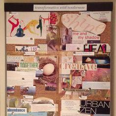 #visionboard #2013 #newyear