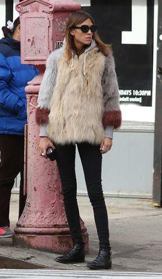 10 Best Dressed: Week of November 10, 2014 – Vogue