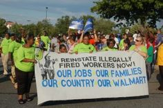 After Nationwide Day of Protests, OUR Walmart Announces Massive 2013 Black…