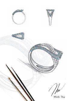 Portfolio jewelry on Behance