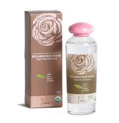 Organic Bulgarian Rose Water- 250ml (USDA organic) by Alteya Organics, http://www.amazon.com/dp/B001JHZ6W0/ref=cm_sw_r_pi_dp_2J46qb0VR8RMA
