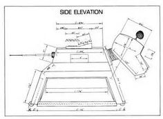 Complete blueprints for making your own full-size Dalek