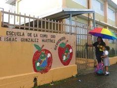Crisis obliga a PR a cerrar 179 escuelas