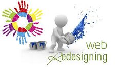 Building a new design frame, if required, is part of our website redesign services at SSCSWORLD.