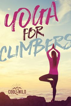 If your climbing performance has reached a plateau then try climber specific yoga to help get you back on track.