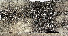 Erosive acid wash of a cinder brick with exposed aggregate. (Kendall Baldwin of Princeton SoA)