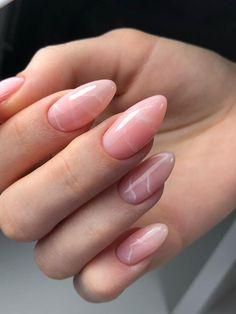 Beautiful nail art design ideas for wedding Creative Nail Designs for Short Nails to Create Unique Styles. Neutral Nails, Nude Nails, Pink Nails, Gel Nails, Nail Polish, Nail Nail, Glitter Nails, Coffin Nails, Ongles Forts