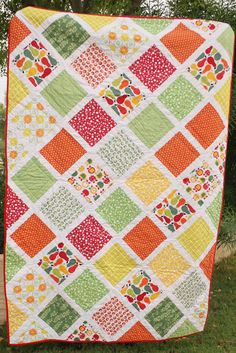Quilt Story: A Quilt for Kelly