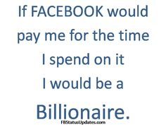 seriously! - facebook quotes