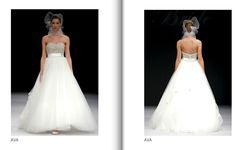 Bagley Mischka Bridal Spring 2012_Ava