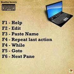 Visit for more: 222 Excel keyboard shortcuts Relevant keywords: Excel shortcut Keys Excel Keyboard Shortcuts E. Learn Computer Coding, Life Hacks Computer, Computer Lessons, Computer Basics, Computer Help, Computer Science, Computer Tips, Word Shortcut Keys, Computer Shortcut Keys