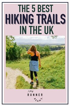 Hiking in the UK is nothing short of a dream when you discover these 5 best hiking trails celebrated by hikers. Discover the best hiking trails spanning the entire region, some known and some unknown even to the locals. Experience the true joy of hiking with this list of hiking trails across UK. #ukhiking #ukhikingtrails #hikinginUK #hikingintheUK #therunnerbeans Hiking Places, Hiking Trails, Places To Travel, Running Training, Running Tips, Wild Camp, Race Around The World, Snowdonia National Park, The Dunes